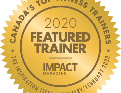 Impact Magazine selects our very own, Jenny Brown for Canada's Top Fitness trainers